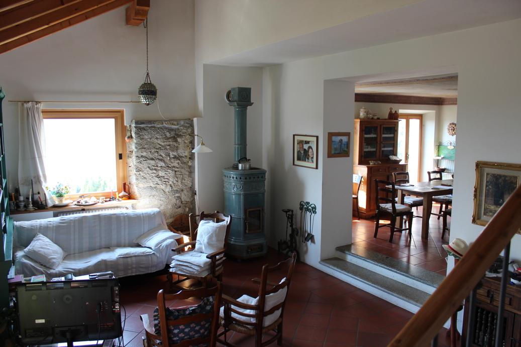 immobiliare lago d'orta - ita - quarta sotto stupenda proprietà ... - Soggiorno Lago Dorta 2
